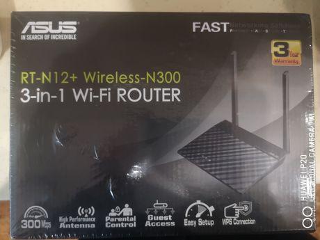 Беспроводной маршрутизатор Asus RT-N12+