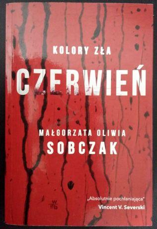 Małgorzata Oliwia Sobczak - Czerwień