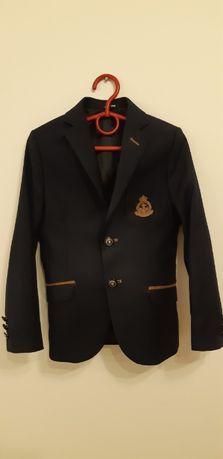 Пиджак школьный на мальчика