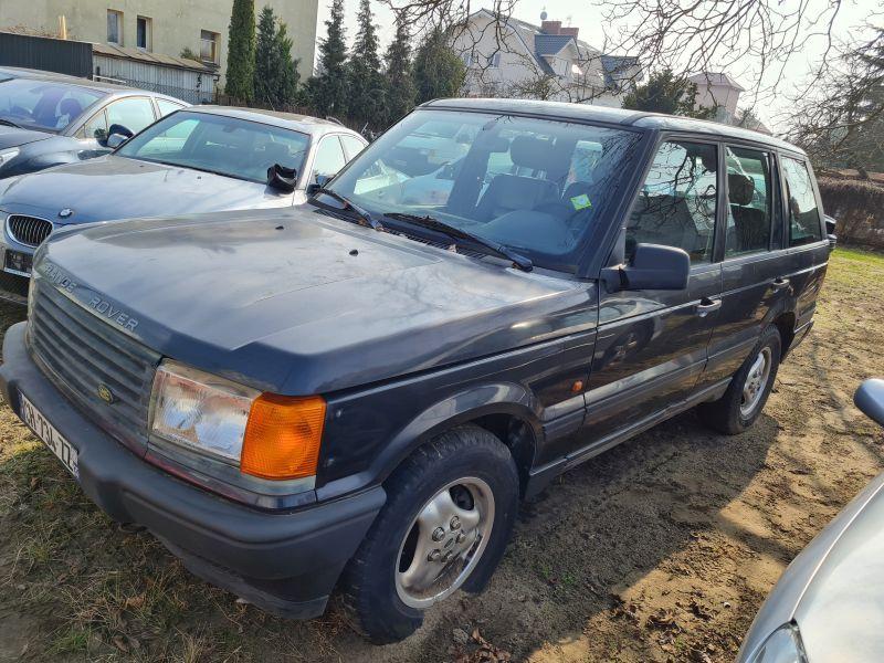 Range Rover Land Rover 1998