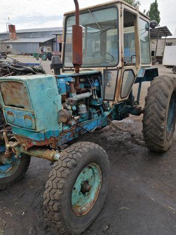 Трактор юмз 6 по запчастинам