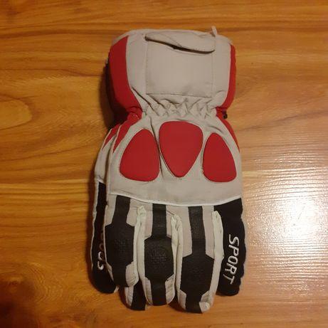 Nowe męskie rękawiczki narciarskie