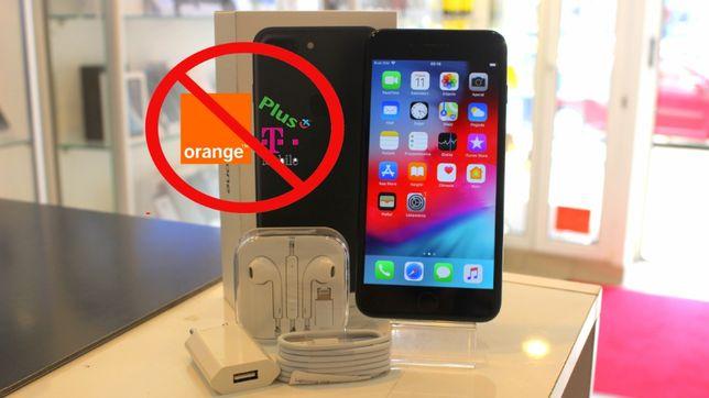Apple iPhone 7+ PLUS 128GB Czarny / GWARANCJA / Al.Niepodległości 1
