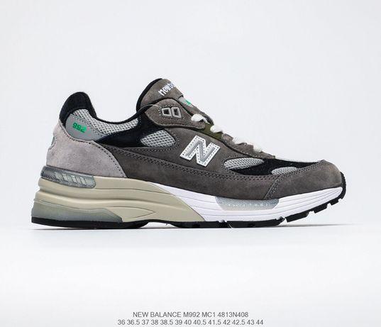 Мужские кроссовки New Balance 992