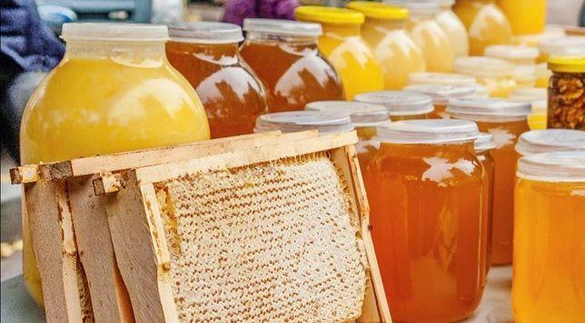 Продам мед натуральный свежий 2020