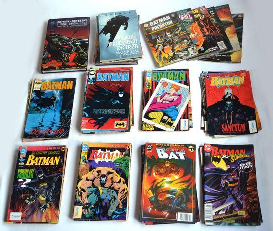 Batman Dużo komiksów Na SZTUKI Tm-semic Egmont DK możliwa wysyłka