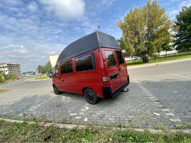 Kamper capervan multivan t4 t5 Peugeot Boxer Zamiana