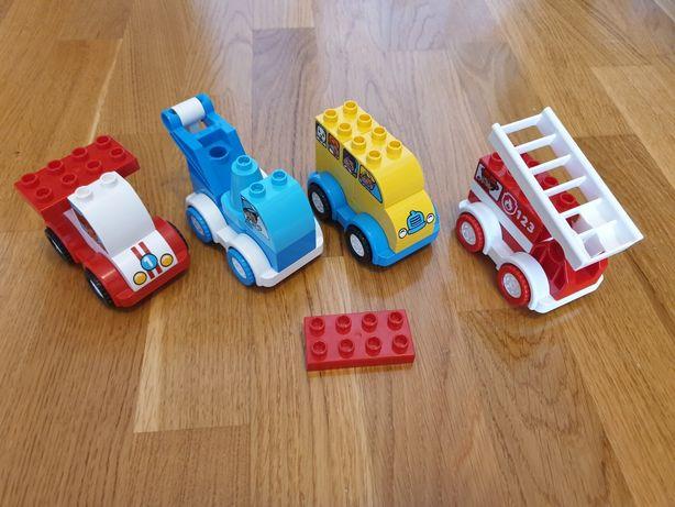 Lego Duplo Машинки, Автобус, Эвакуатор