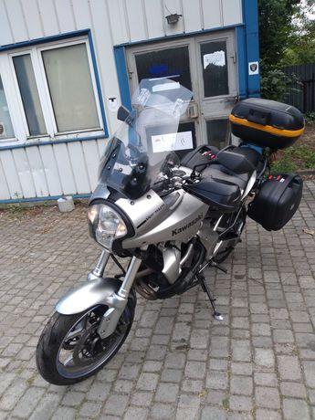 Kawasaki Versys 650, Kufry KLE GS XL