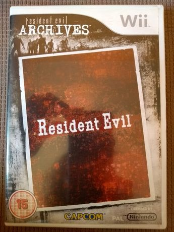 Resident Evil Wii / WiiU PAL