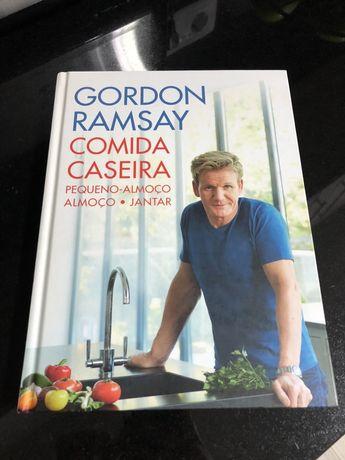 Livro Gordon Ramsay