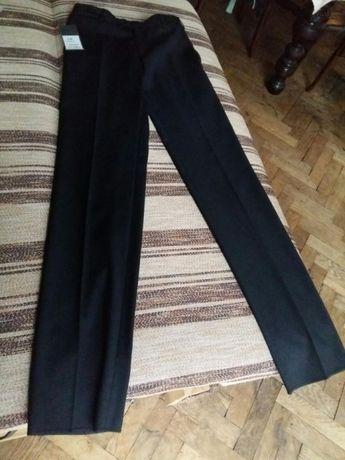 Штани брюки чоловічі класичні 46 West Fashion чорні штаны мужские