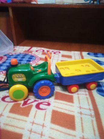 Интерактивный трактор