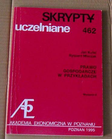 Prawo gospodarcze w przykładach - J. Kufel, R. Mleczak
