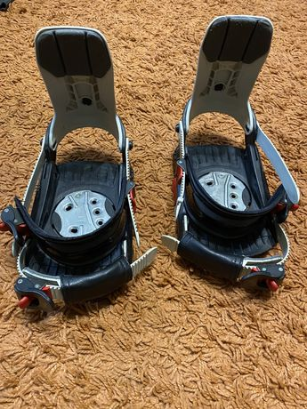 Крепление для сноуборда Salomon speedfit, крепы