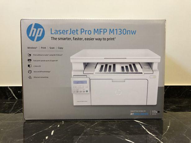 БФП HP LaserJet Pro M130nw / M130a /Wi-Fi /Лазерний/Новий/ В наявності