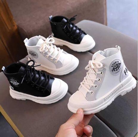 Детская обувь на девочекДевочку ботинки для девочки мальчикаМальчиков