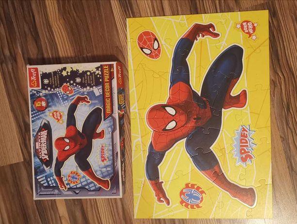 Puzzle Spiderman
