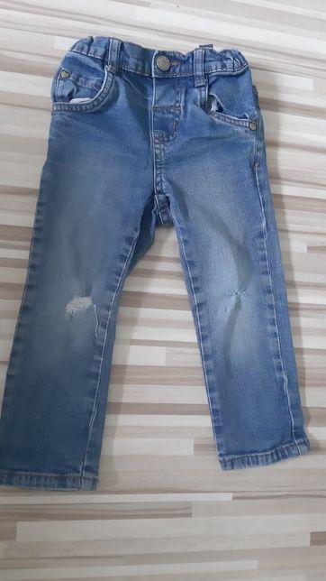 Spodnie jeansowe Slim 86