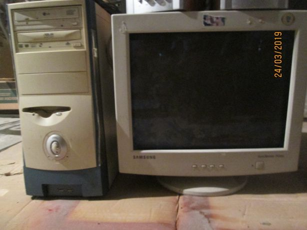 Компьютер б/у в рабочем состоянии