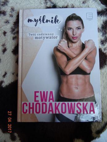 Myślnik. Twój codzienny motywator. Ewa Chodakowska