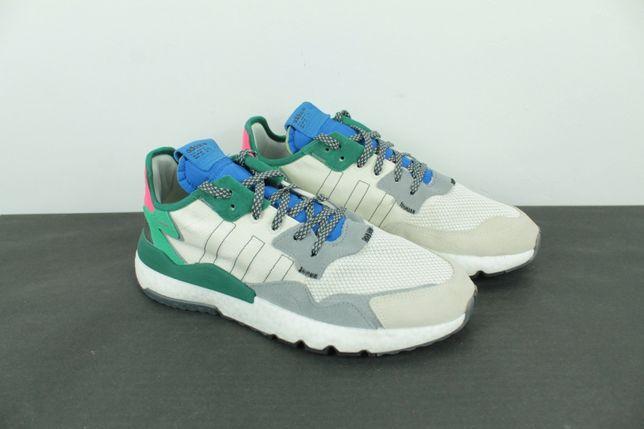 Крутые кроссовки Adidas Nite Jogger Оригинал Размер 46 29.5см