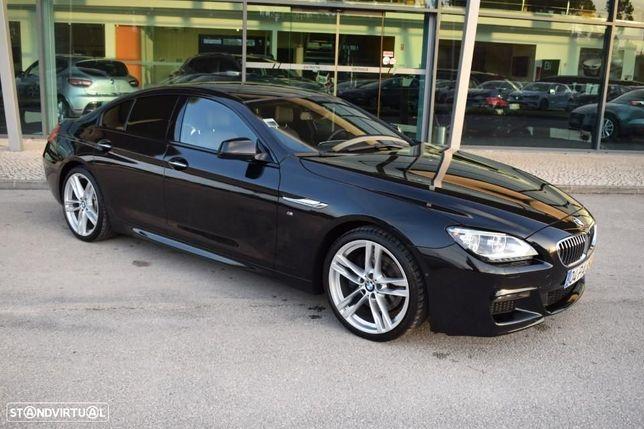 BMW 640 Gran Coupé d xDrive Pack M