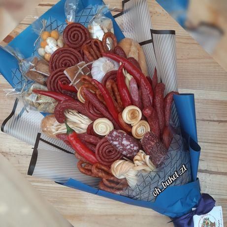 Чоловічий букет/День народження/Букет із ковбас/букет на день рождения