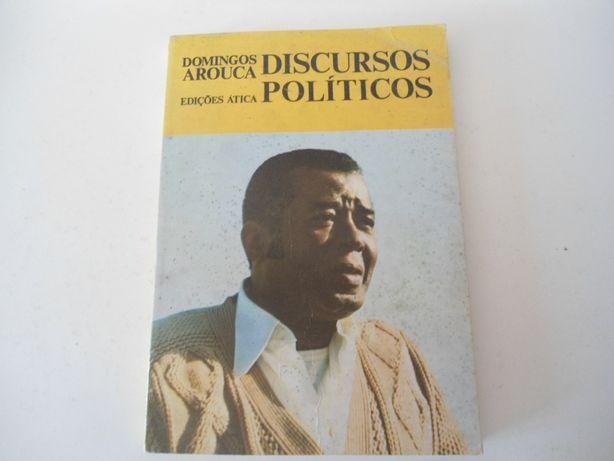 Discursos Políticos de Domingos Arouca (1974)