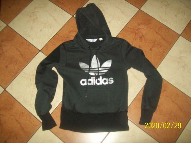 Adidas bluza czarna w rozm XS 34