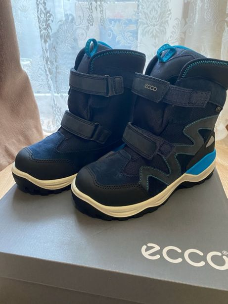 Зимние детские сапоги Ecco