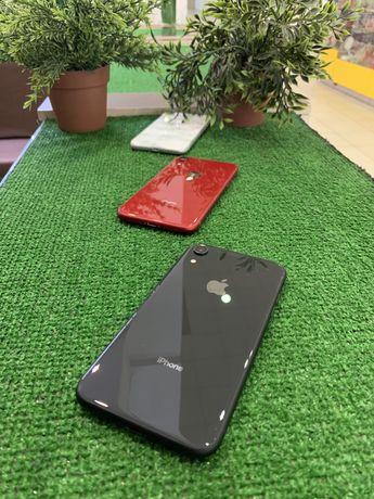 iPhone Xr 128 Black Neverlock Гарантия до 12 мес Магазин