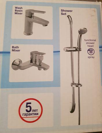 Набор смесителей shower set