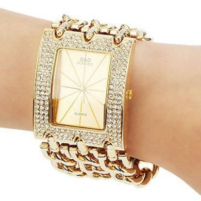 Роскошные женские часы GD