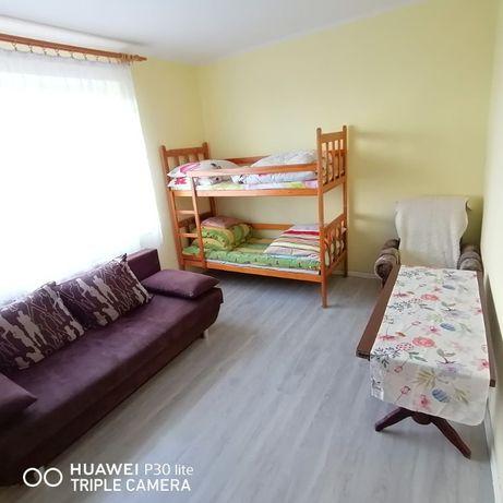 Kwatery pracownicze - dwa pokoje (duży i mały)