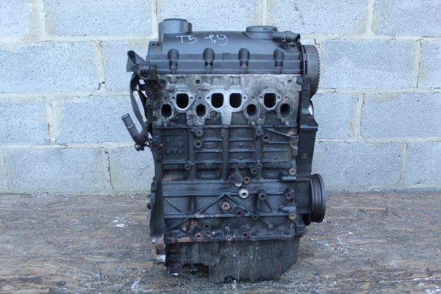 Двигатель Двигун Мотор BRS VW T5 Фольксваген Т5 1.9 TDI