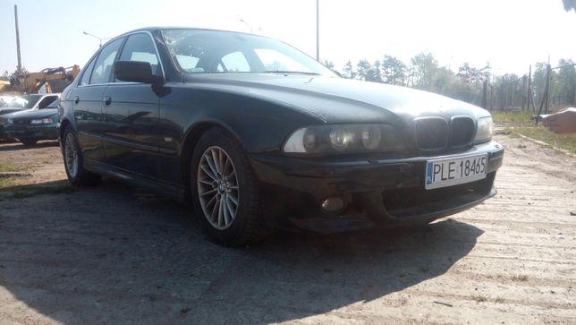 BMW e39 błotnik prawy