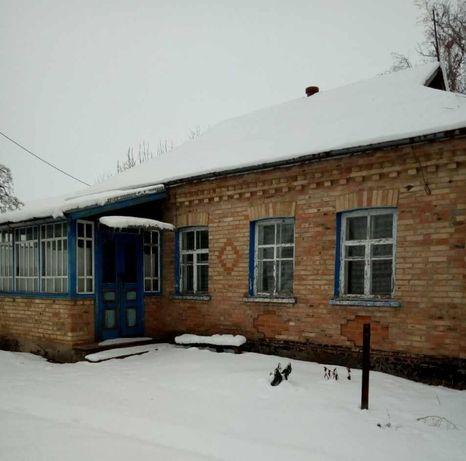 Участок с домом с. Лещинка, Кагарлыцкий р-н, Киевская обл.