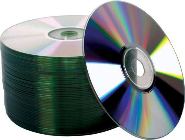 CD-DVD диски с программами
