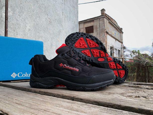 Мужские утепленные кроссовки Columbia Firecamp II (2 модели)