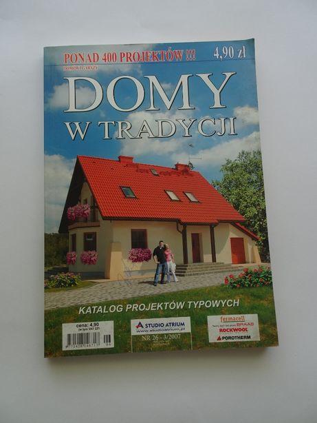 Katalog projektowy domów.