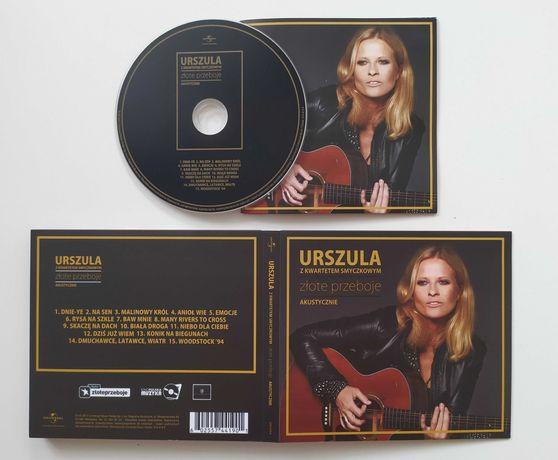 URSZULA z kwartetem smyczkowym, złote przeboje Akustycznie, płyta CD