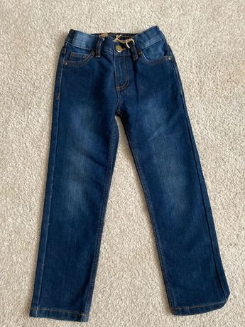 Spodnie jeansowe rozmiar 110
