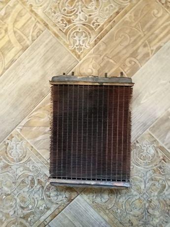 Продам медный радиатор печки ВАЗ 2101