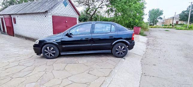 Opel Astra 1.6 растаможенные