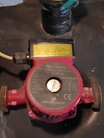 Pompa obiegowa C.O.+ sterownik