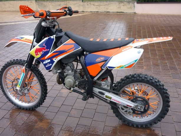 Cross KTM SX 85 2010r