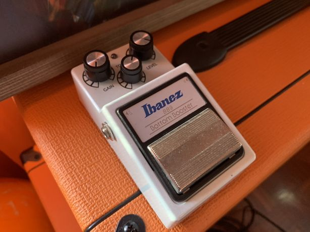 Ibanez BB9 - pedal de boost