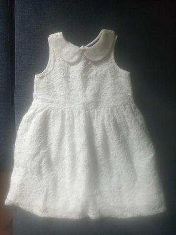 Sukienka na chrzest 86