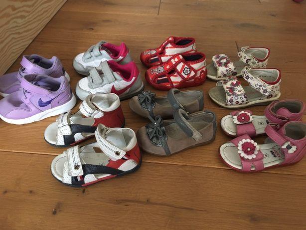 Buty dzieciece sandały sportowe 20 21